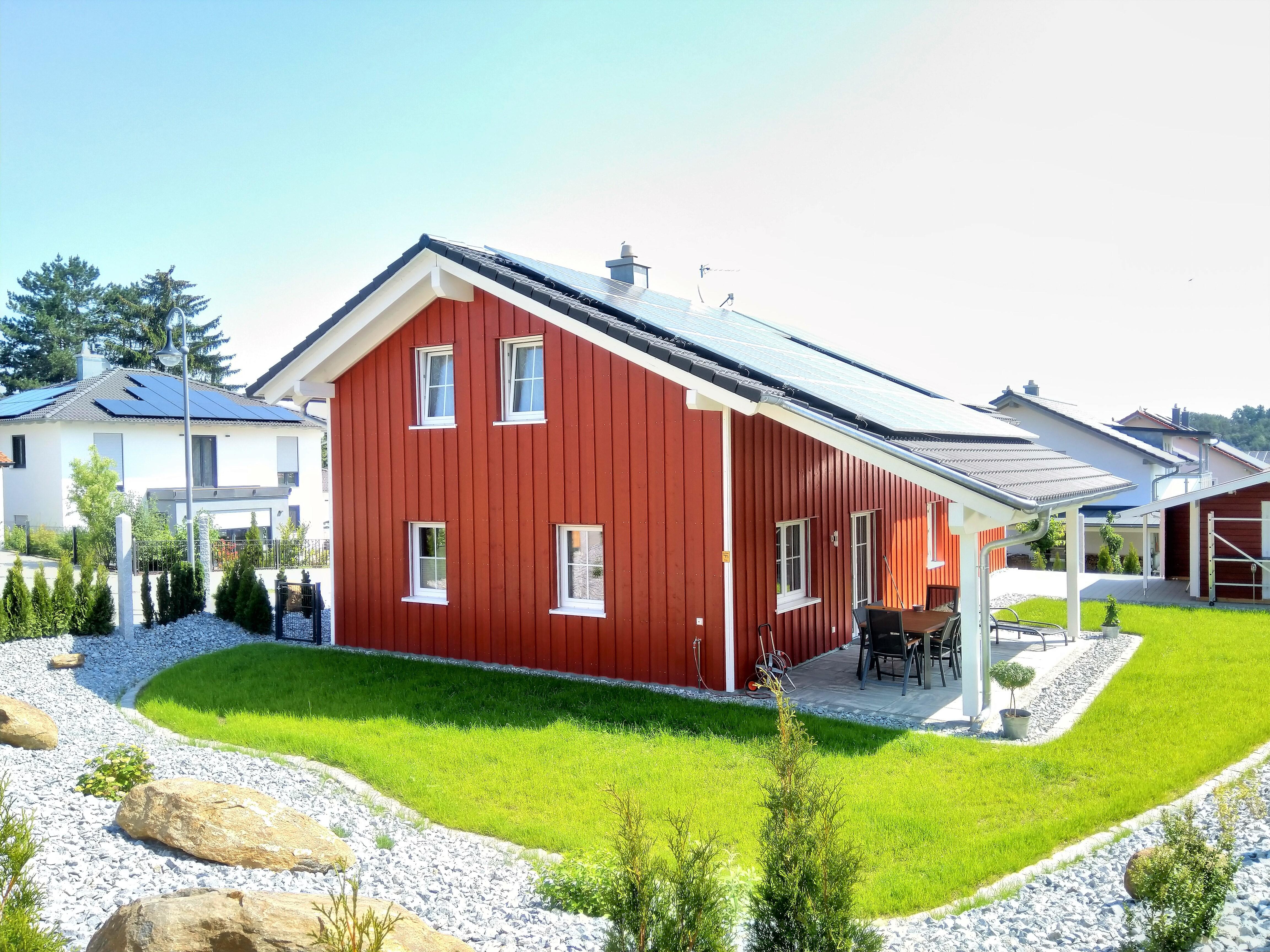 Huber-Traumhaus® als Einfamilienhaus